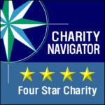 Charity Navigator 4 Star Badge